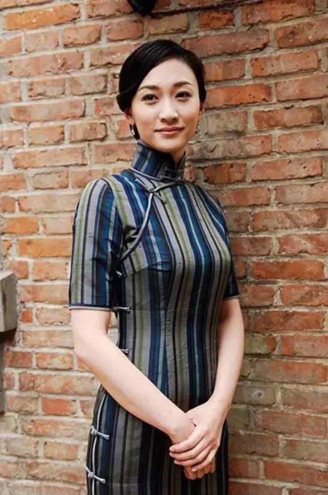 旗袍,才是女人最该穿的衣服-旗袍论坛