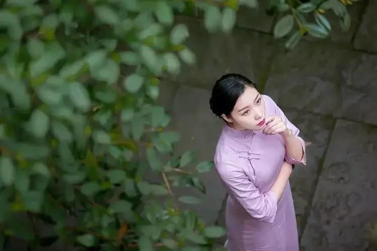 旗袍,百媚横生的江南-旗袍论坛
