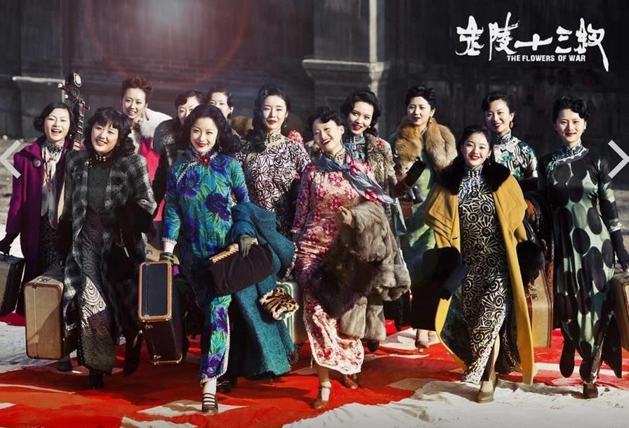 一首《秦淮景》女子们唱得人骨头都酥了-旗袍论坛