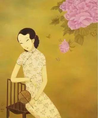 朗诵:旗袍女人-旗袍论坛